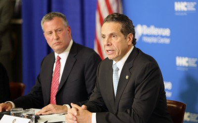 Cuomo, de Blasio, Prendergast Come to Agreement on MTA Funding