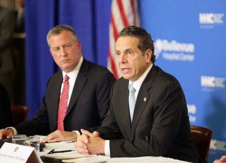 Cuomo, de Blasio, Prendergast Come to Agreement on MTA Funding