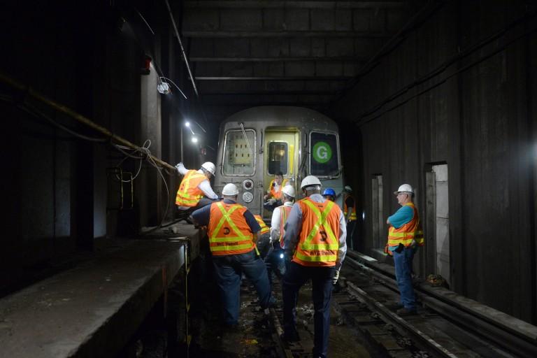 Add Lawsuit to MTA Capital Plan Funding Saga
