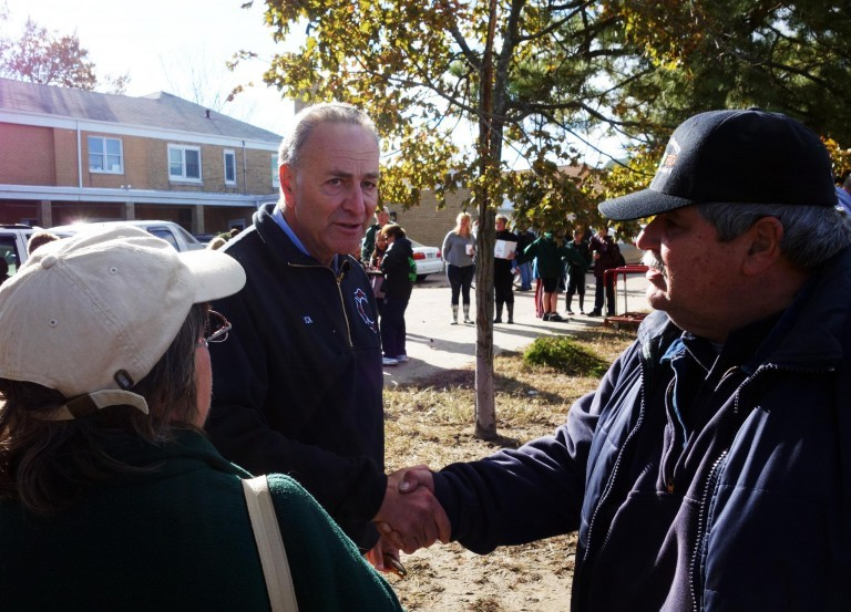 FEMA Must Properly Vet Cases in Which Sandy Vics were Overpaid: Schumer