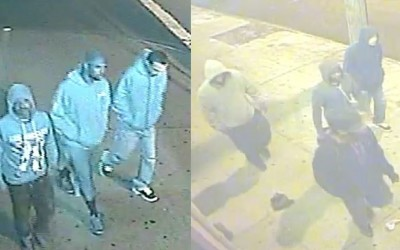 Four Suspects Sought in Area Vendor Robberies
