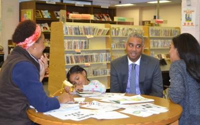 Borough Libraries Celebrate Six-Day Service