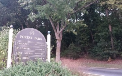 Body Discovered in Forest Park