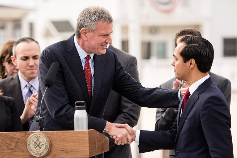 De Blasio Says Build it Back Program Will be Complete by end of 2016