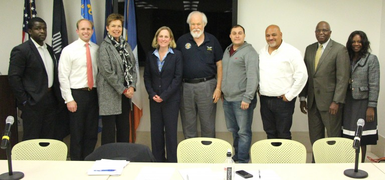 Veterans Advisory Board Convenes in Queens
