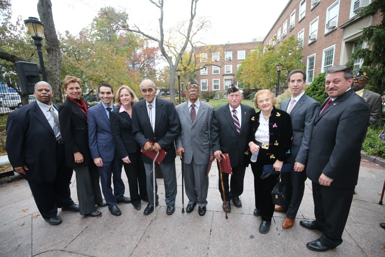 City Proudly Salutes its Veterans