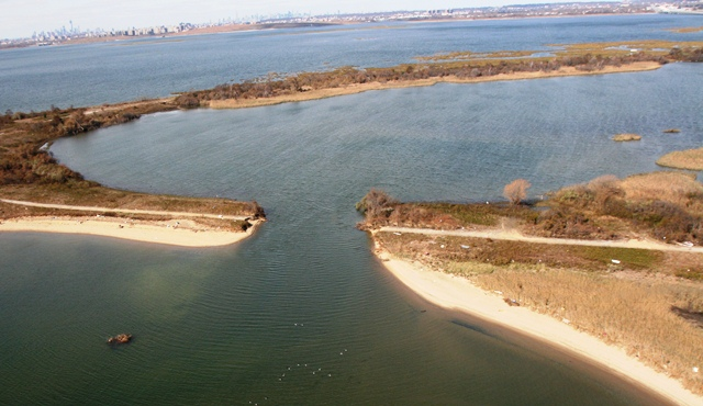 Goldfeder Calls on Feds to Fund Sandy Repairs at Riis Park and West Pond
