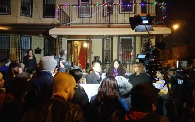Woodhaven Hate Crime Sparks #WeAreOne Rally