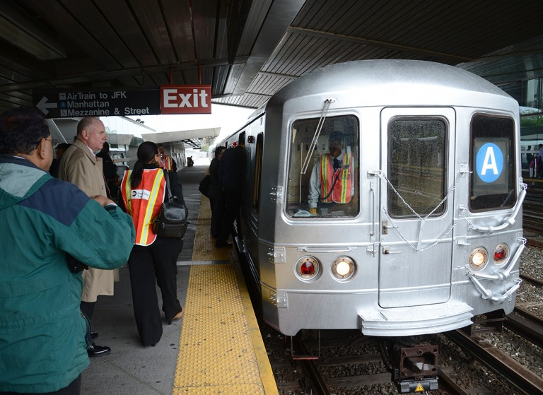 Improvements on the Way for Crowded, Oft-Delayed A/C Line: MTA