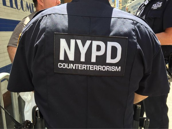 NYPD Reassures City by Detailing Robust Counterterrorism Division