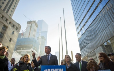 Pols, Sept. 11 First Responders Call on Congress to Renew Zadroga Act