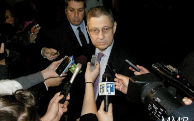 Silver, Convicted of Corruption, is Latest Pol Facing Lengthy Prison Term