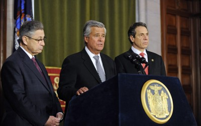 Skelos and Son Convicted of Federal Corruption Charges; Former state Senate majority leader, kin facing decades in prison
