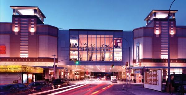 Queens Center Mall. Photo Courtesy of macaulay.cuny.edu