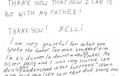 Daughters Pen Thank-You Note to Queens Detectives for Saving Dad in L.A.
