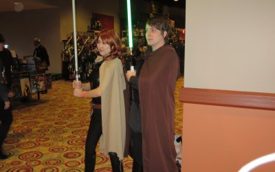 Winter Con Festival Draws Thousands of Sci-Fi and Comic Fans to Casino