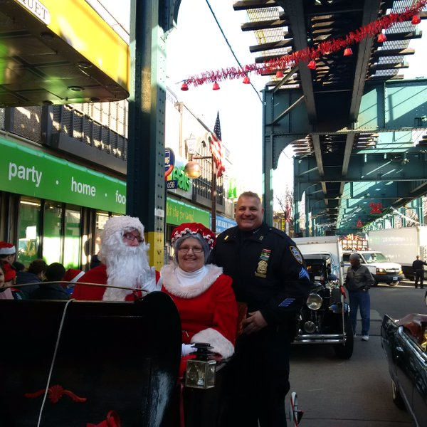 Tree Lighting, Santa Parade Ring in the Holiday Season in Woodhaven