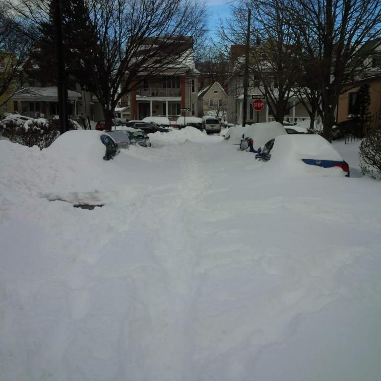 Borough Pols, Residents Rip City for Response to Historic Blizzard