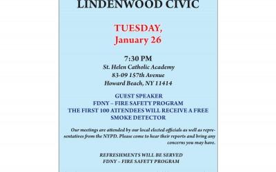 MEETING: Howard Beach-Lindenwood Civic