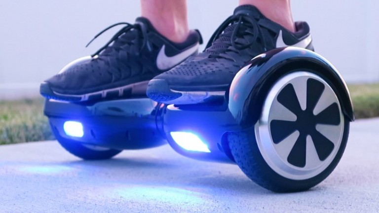 MTA Bans Hoverboards from Trains, Buses, and Stations