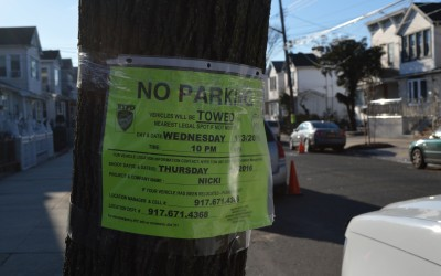 Nicki Minaj Show Filming in Ozone Park; Stars and crew congregate near MS 210