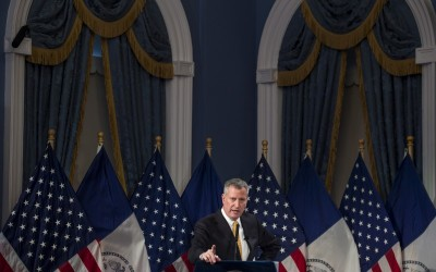 De Blasio Touts $82B Preliminary Budget, 'Targeted Investments'