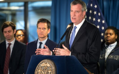 De Blasio Accepts Quadrennial Advisory Commission's Recommendations