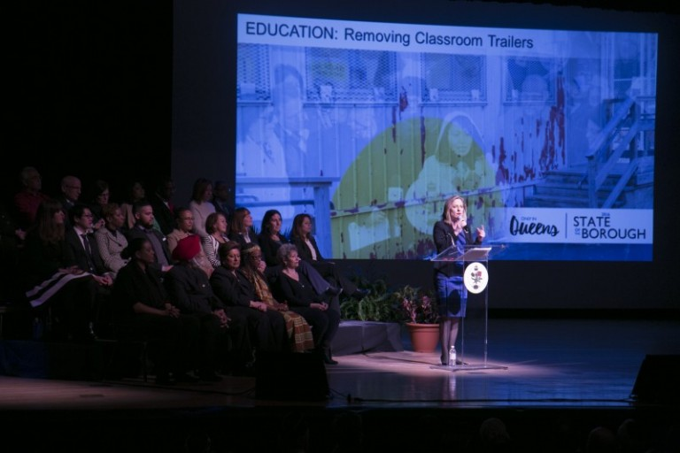 Katz Recaps Year, Details Vision of Future in State of the Borough Address