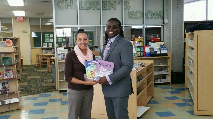 Wills' Office Donates Test Prep Materials to Area Libraries for DOE Exam