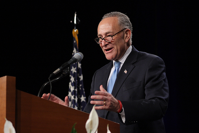 Schumer to Whitehouse: Don't Cut Anti-Terrorism Programs