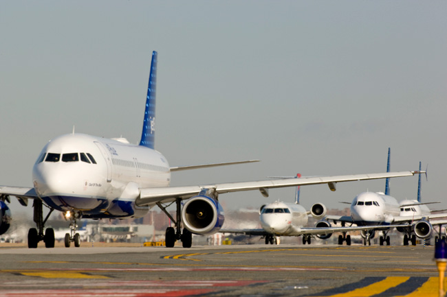 Goldfeder Asks FAA to Lower Average Airplane Noise Thresholds