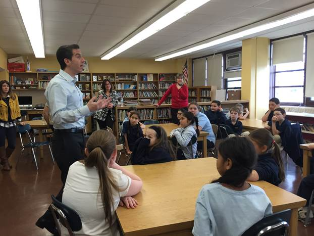 Howard Beach Students to Create Traffic Safety Sign