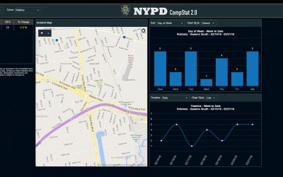 NYPD Brings Crime Data to the Masses with CompStat 2.0
