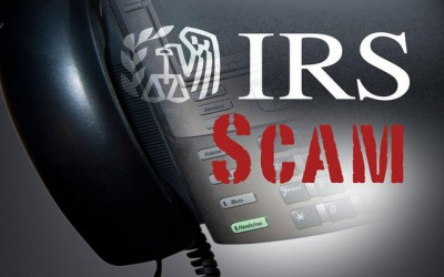 IRS Impersonation Phone Scam Attempts 'Escalating at Alarming Rate': Schumer