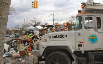 Borough Sanitation Worker Arrested for Lying to Cops about On-Duty Assault