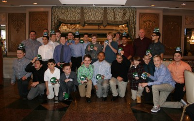 Gridiron Greats Celebrate Strong Year