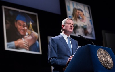 In State of the City, de Blasio Pledges to Work 'For Our Neighborhoods'