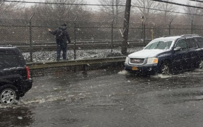 Coastal Storms Bring Familiar Floods to Howard Beach