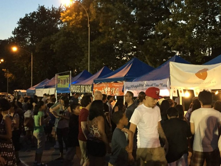 Night Market, SBS to Host Free Business Seminars at Borough Hall