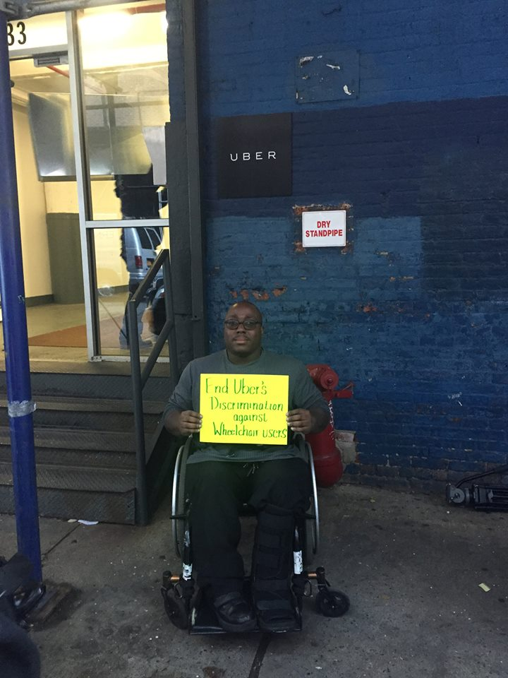 Borough Disability Rights Group Blasts Uber over Accessibility