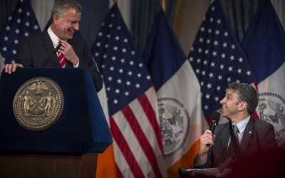 De Blasio Signs Laws Increasing Agency Accessibility for Disabled