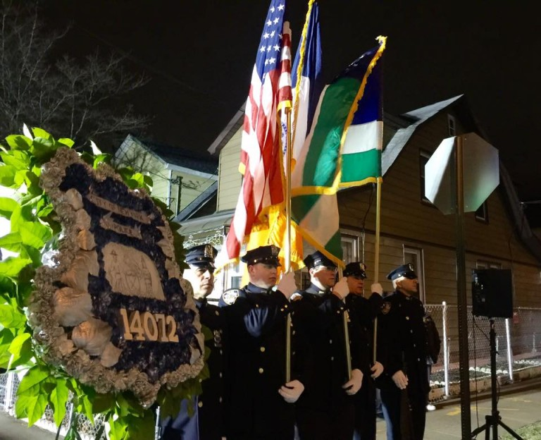 Somber Ceremony Marks 28th Anniversary of Byrne Murder