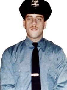 Police Officer Eddie Byrne