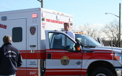 Pols, Advocates Call for Extending Cancer Coverage to Volunteer Firefighters