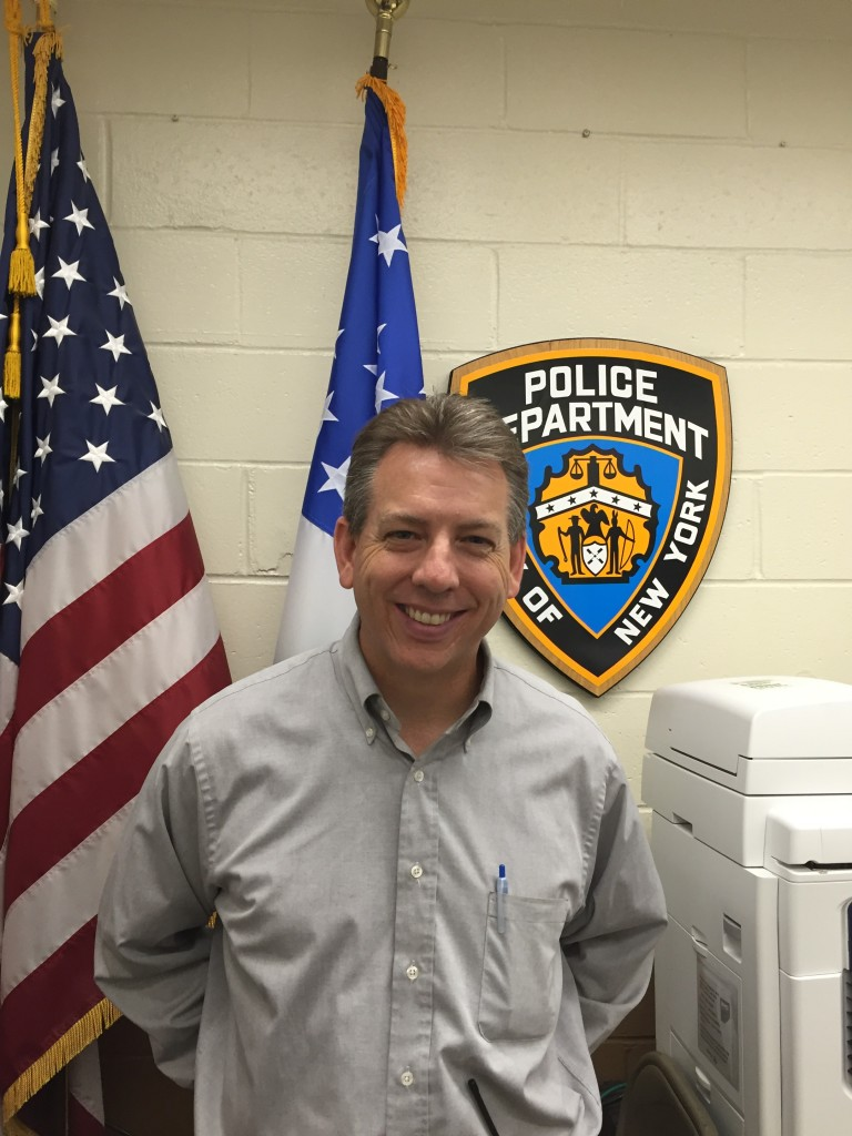 Capt. James Fey Takes Over as New Top Cop in 106th Precinct