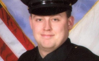 Borough Precinct Mourns Officer's Sudden Death