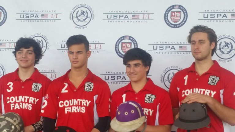 Ozone Park Product Powers Polo Team to National Top 10