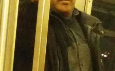 Another A-Train Creep Flashes Passenger