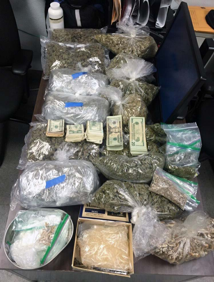 Search Warrant Reveals Richmond Hill Drug Den