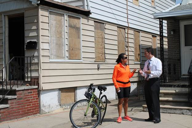 Pol Calls out DOB for 'Unacceptable' Slow Pace of Sandy Rebuilds